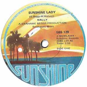 Mally - Sunshine Lady Full Album